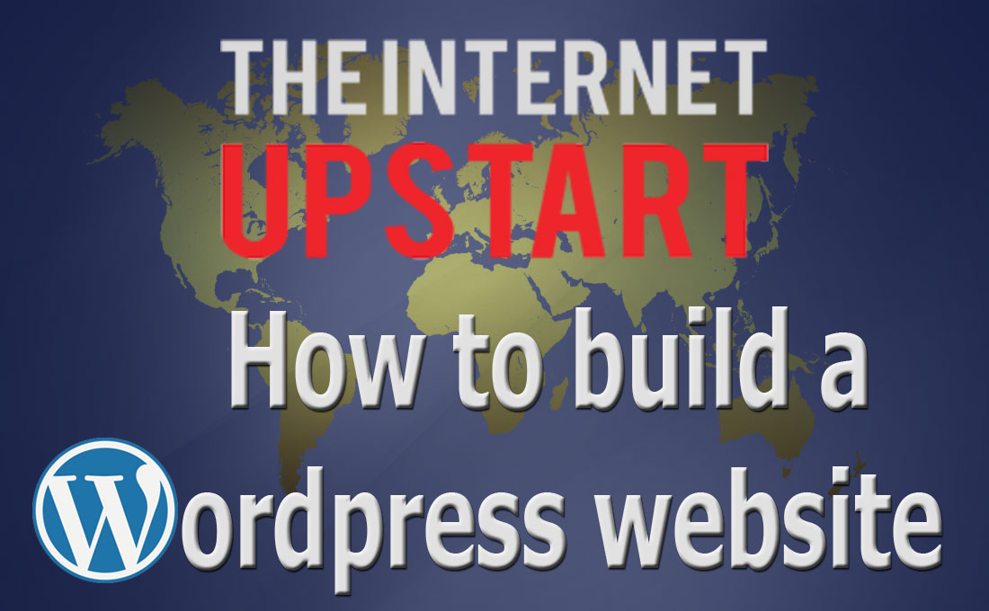 Wordpress courses - How to build a wordpress website